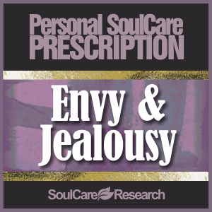 SoulCare Prescription - Envy & Jealousy