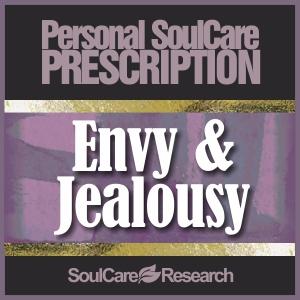SoulCare Prescription - Envy & Jealousy