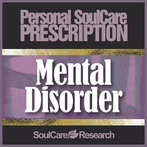 SoulCare Prescription - Mental Disorder