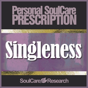 SoulCare Prescription - Singleness