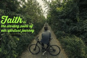 bicycle journey of faith